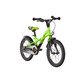 s'cool XXlite 16 Childrens Bike alloy green
